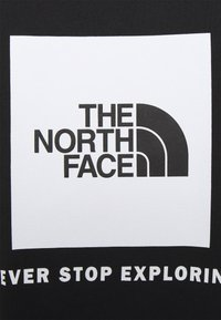 The North Face - TEE - T-shirts med print - black - 5