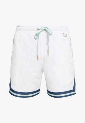 HOOPS SHORT - Sports shorts - puma white