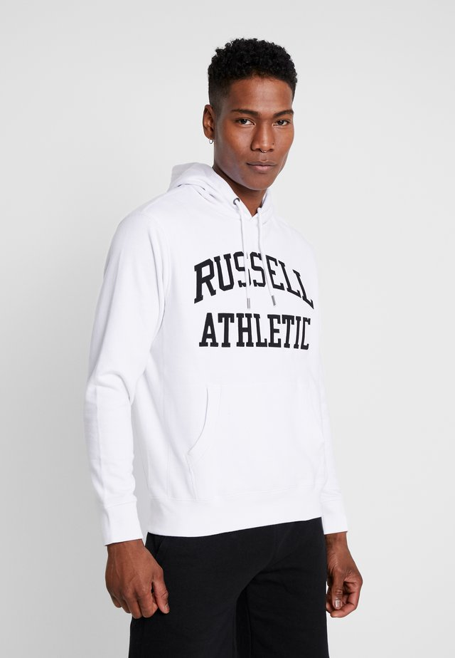 ICONIC TACKLE - Hoodie - white