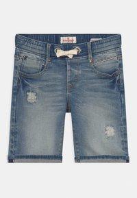 Vingino - CECARIO - Shorts - blue denim - 0