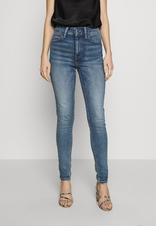ZED  - Jeansy Skinny Fit - blue denim