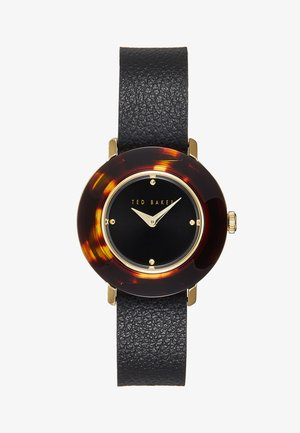 KATYAA - Watch - black/tan
