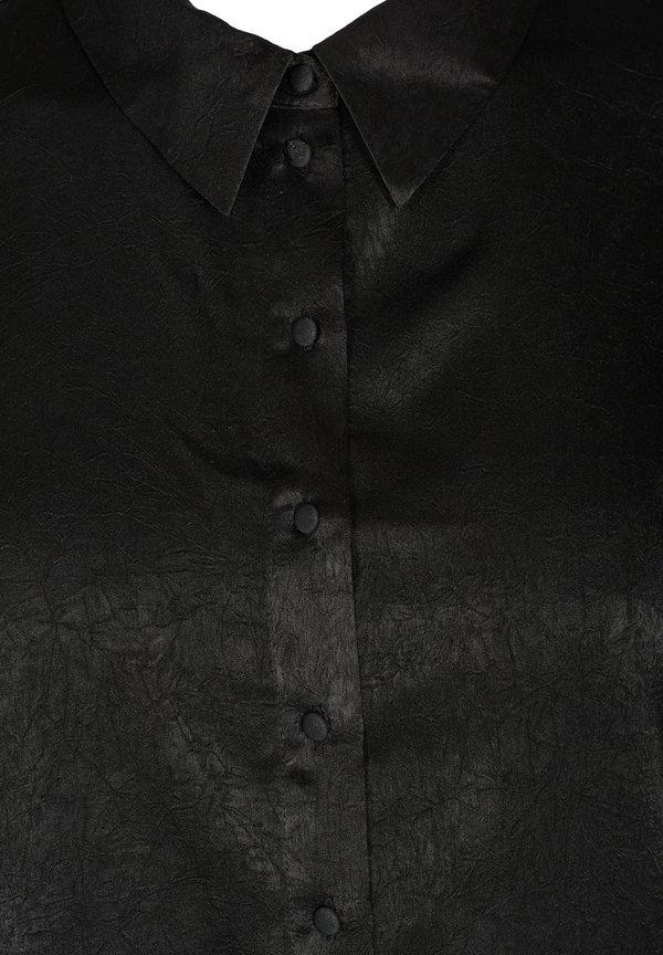 Zizzi Koszula - black/czarny ILOJ