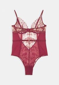 Women Secret - NEW EMBO CERISE - Body - red - 1
