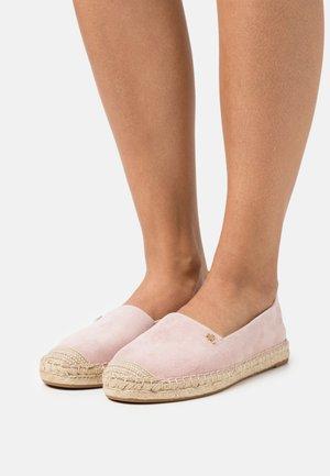 CAMERYN - Espadrilky - dusty pink