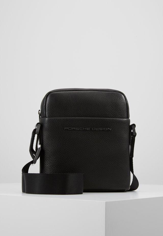 CERVO 2.1 SHOULDERBAG - Across body bag - black