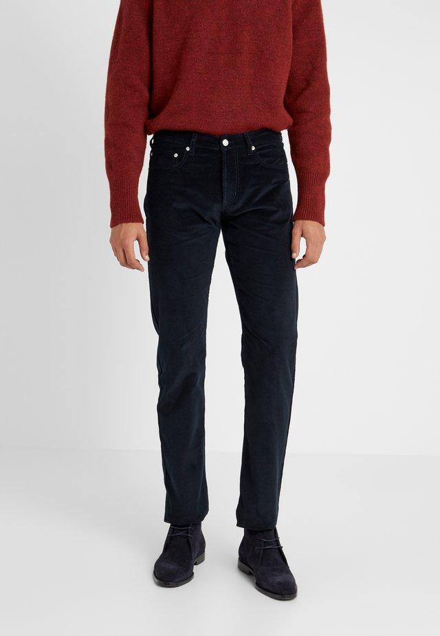 Pantalon classique - navy