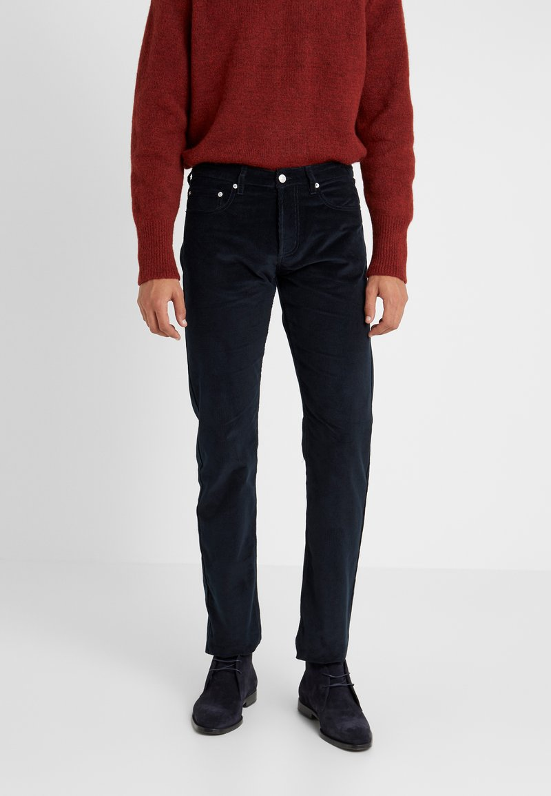 Editions MR - Trousers - navy