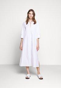 Filippa K - ELAINE DRESS - Denní šaty - white - 0