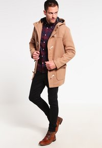 Pier One - Short coat - camel - 1