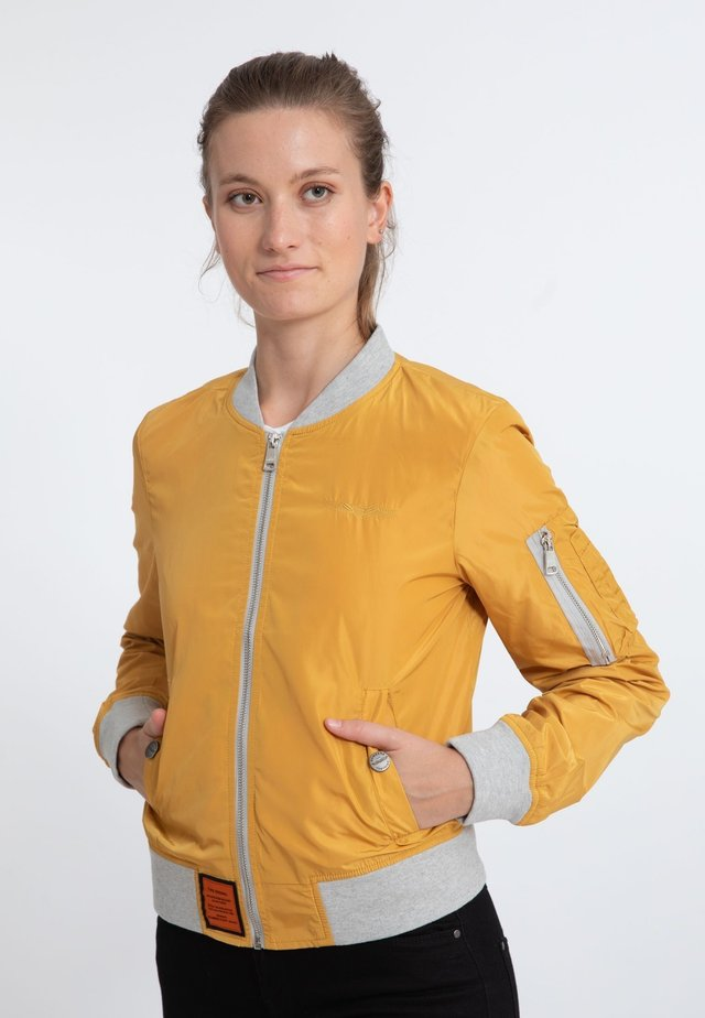 MA1 - Bomber Jacket - d.yellow