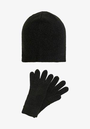 SET 2 - Fingervantar - black