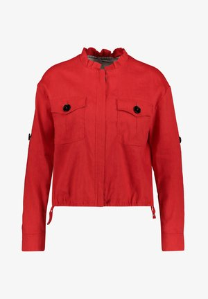 Summer jacket - rot (74)