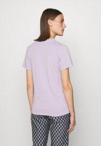 Fiorucci - WOODLAND MOUSE FOXGLOVE - Print T-shirt - lilac - 2