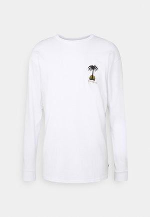 DESERT SNAKE  - Long sleeved top - white