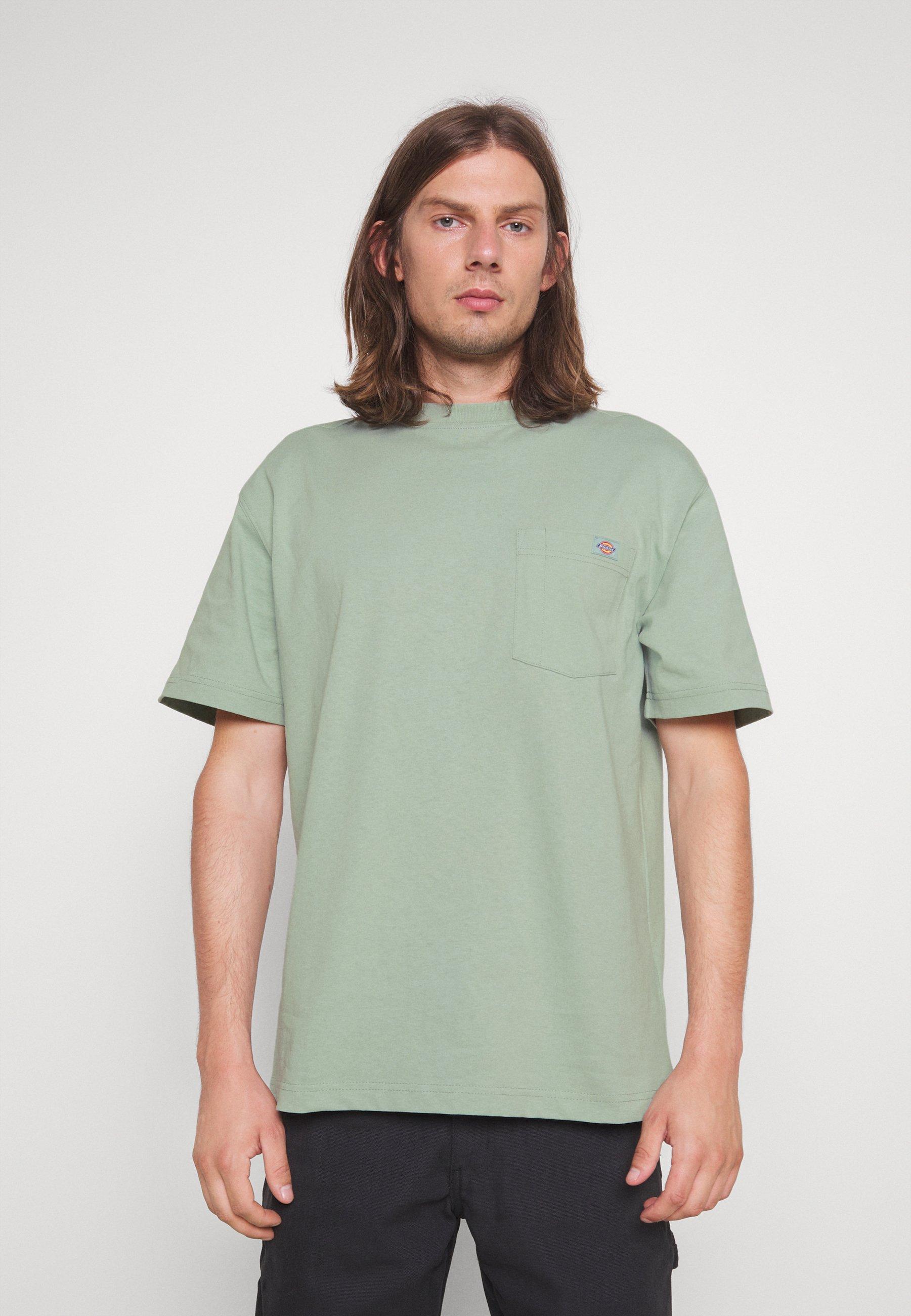 Men PORTERDALE POCKET TEE - Basic T-shirt