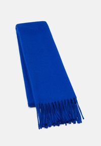 Johnstons of Elgin - PLAIN SCARF - Scarf - bright blue - 0