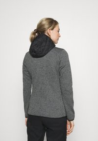 Campagnolo - WOMAN JACKET FIX HOOD - Outdoor jacket - nero - 2