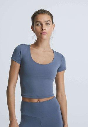 COMFORTLUX  - Basic T-shirt - blue
