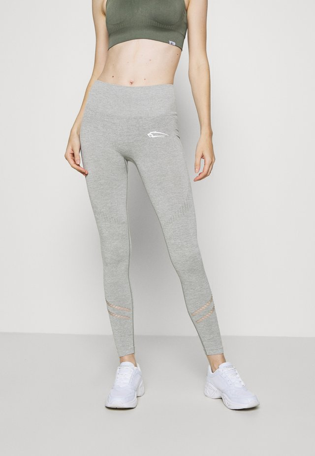 SEAMLESS FREEDOM - Collant - grau