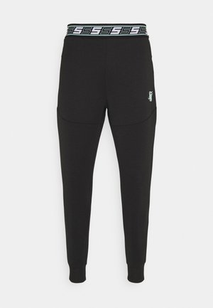EXHIBIT FUNCTION PANTS - Tracksuit bottoms - black