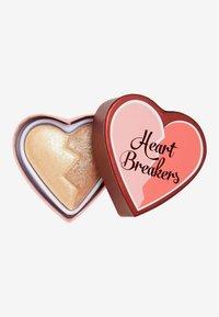 I Heart Revolution - I HEART REVOLUTION HEARTBREAKERS HIGHLIGHTER - Highlighter - spirited - 1