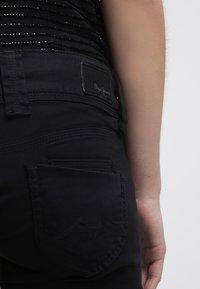 Pepe Jeans - VENUS - Kalhoty - black - 5