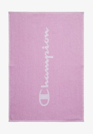 LEGACY TOWEL SMALL - Håndkle - pink