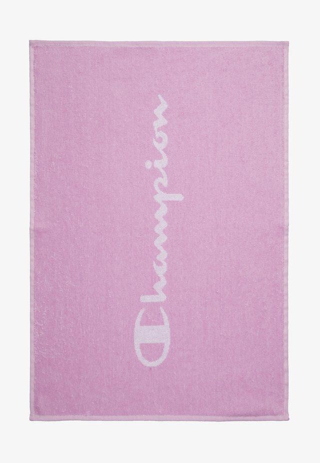 LEGACY TOWEL SMALL - Asciugamano - pink