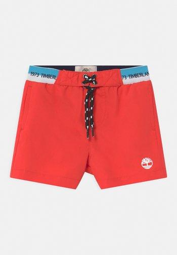 SWIM - Swimming shorts - red