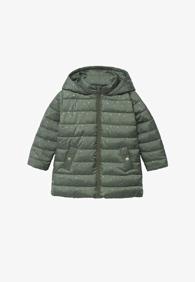 Mango - Winter coat - khaki