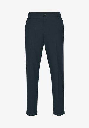 PINO WAIST PANTS - Kalhoty - dark navy