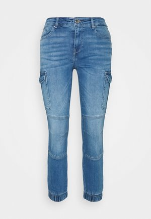ONLMISSOURI LIFE - Jeans Skinny Fit - medium blue denim