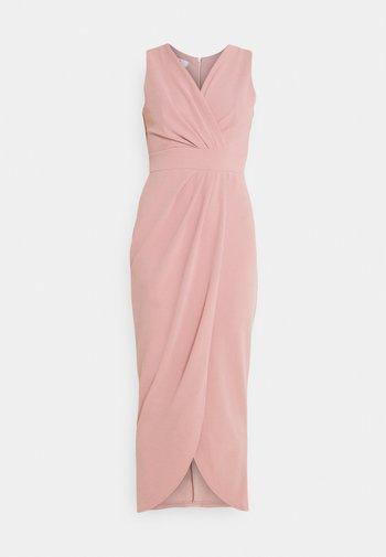 ROCHELLE MAXI DRESS - Společenské šaty - blush pink
