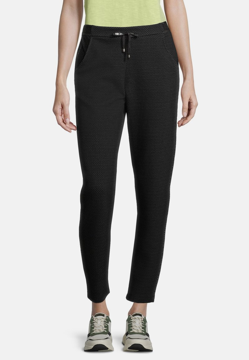Cartoon - Tracksuit bottoms - schwarz/grau