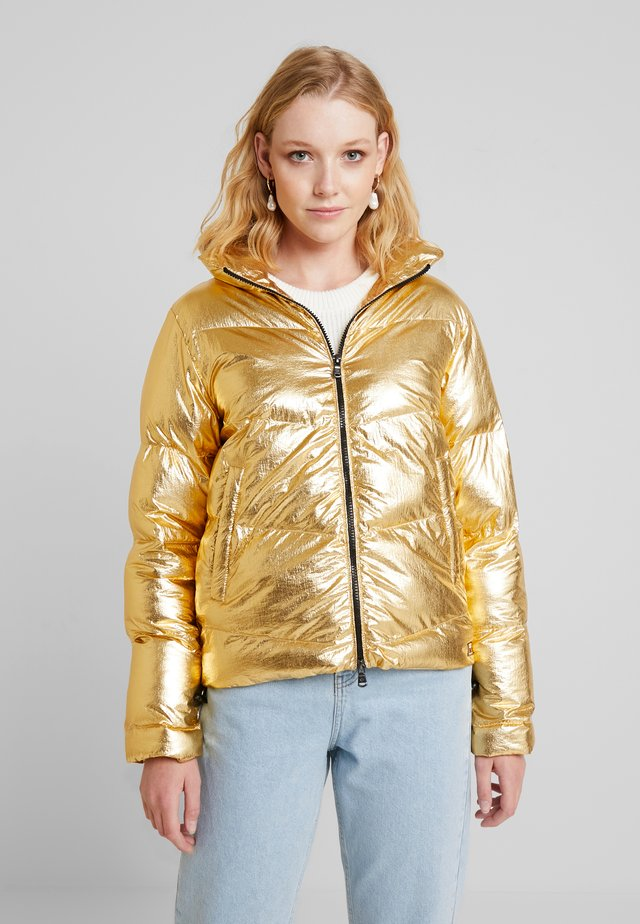 MAURICIE  - Winter jacket - gold