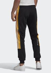 adidas Originals - BX-20 GRAPHIC TRACKSUIT BOTTOMS - Tracksuit bottoms - black - 1