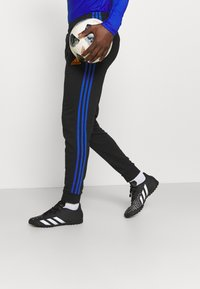 adidas Performance - REAL MADRID SWT PNT - Club wear - black - 3
