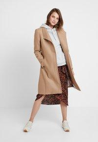 Ted Baker - ELLGENC - Classic coat - camel - 1