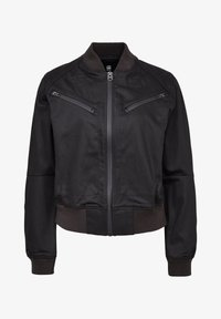 G-Star - FLIGHT BOMBER - Bomber Jacket - pitch black - 4