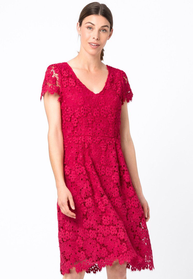 HALLHUBER - Cocktail dress / Party dress - cyclam