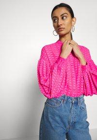 Cras - ZAGA SHIRT - Camisa - pink/red - 3