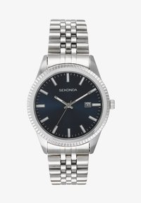 Sekonda - GENTS WATCH ROUND CASE - Watch - silver-coloured - 0