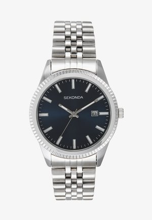 GENTS WATCH ROUND CASE - Hodinky - silver-coloured