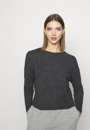 ONLKAYLEE - Jumper - dark grey melange