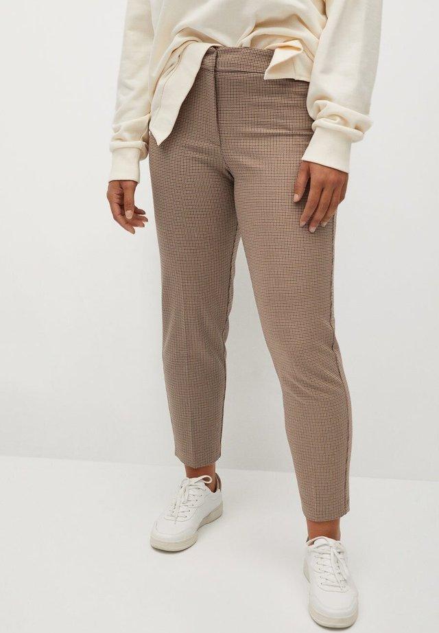 JOSE7 - Trousers - marron
