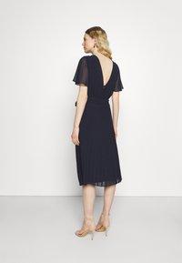 Esprit Collection - DRESS - Vestito elegante - navy - 2