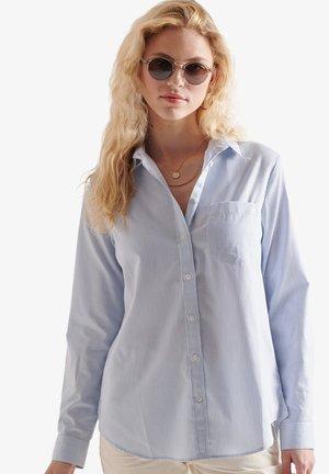 Camicia - bel air blue stripe