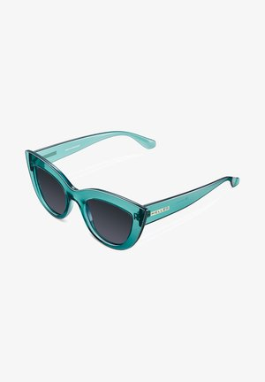 KAROO - Sunglasses - dark green grey