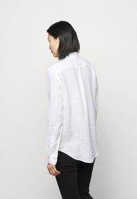 Polo Ralph Lauren - PIECE DYE - Button-down blouse - white - 2